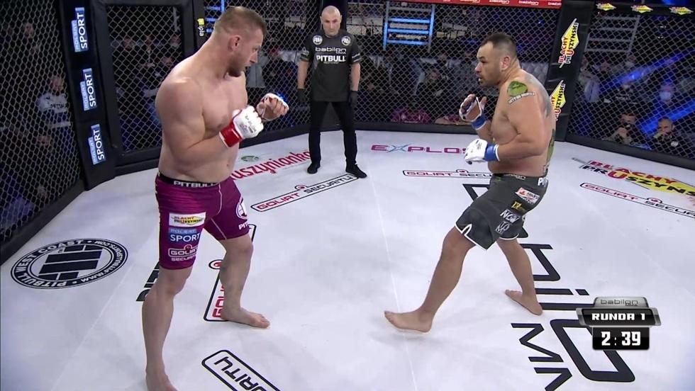 Damian Olszewski - Marcin Kalata