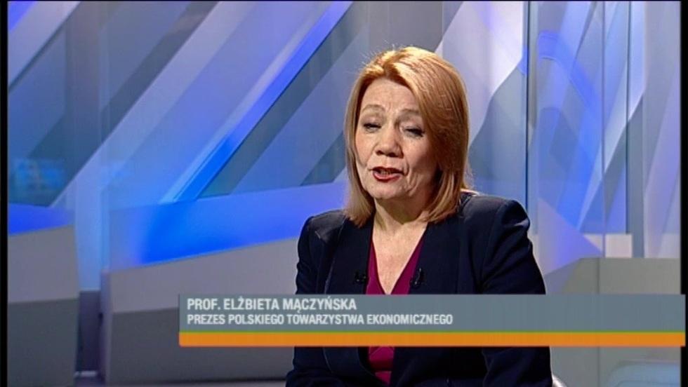Top Ten - prof. Elżbieta Mączyńska