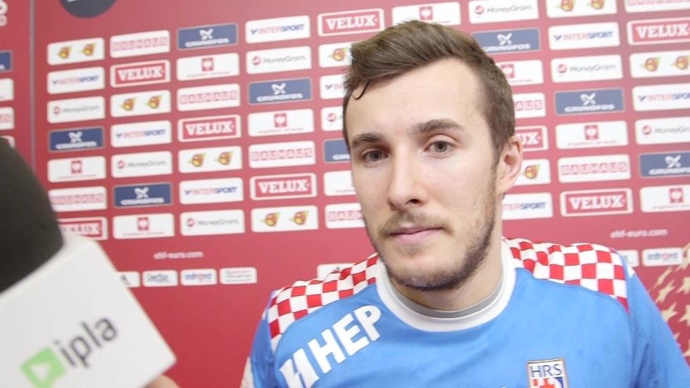 Manuel Strlek: Najlepiej gdyby Chorwacja i Polska razem awansowały do półfinału