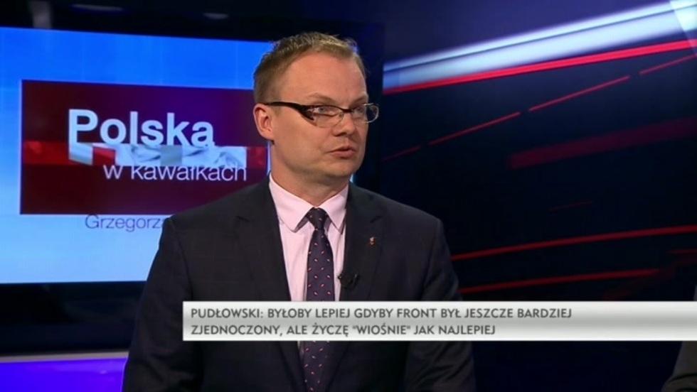 Polska w kawałkach Grzegorza Jankowskiego - Paweł Pudłowski, Grzegorz Pietruczuk