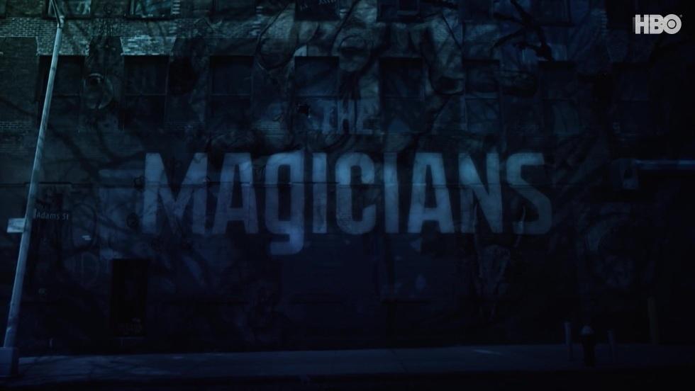 Magicy III, odc. 9
